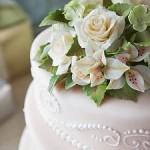 trouwen-taart
